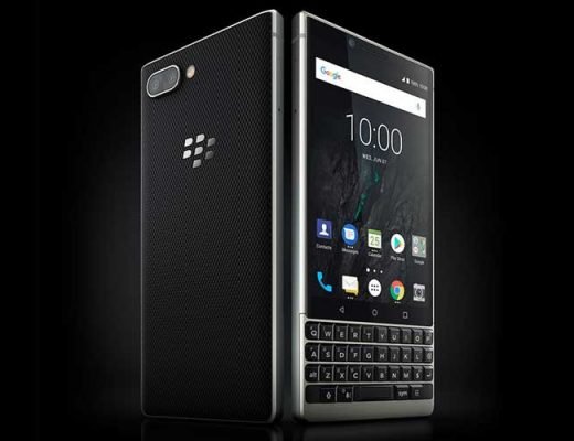 BlackBerry KEY2 Launched In India With Dual Cameras