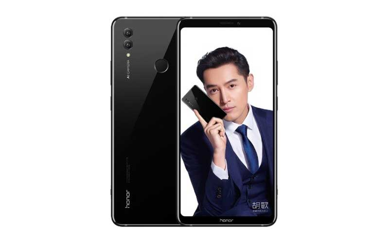Honor Note 10 Goes Official With Dual Cameras & 5,000 mAh Battery
