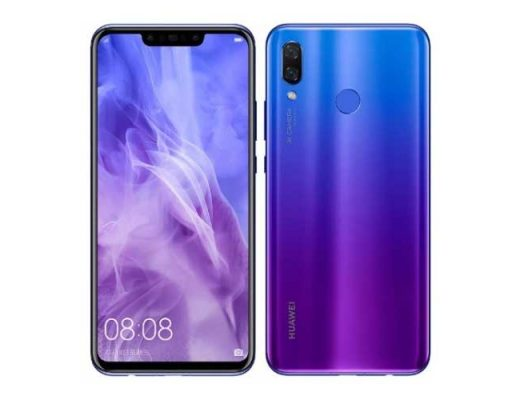 Huawei Nova 3 Goes Official With Notched Display Quad Cameras And More