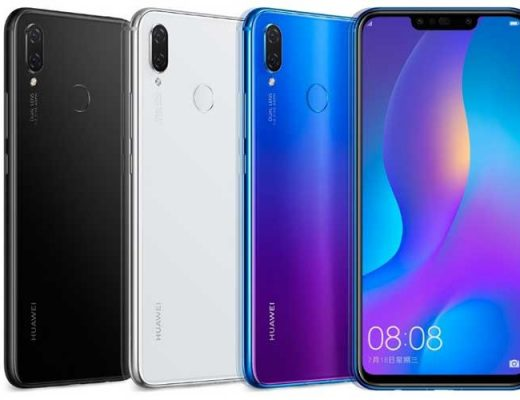 Huawei Nova 3i Announced With Quad Cameras And More