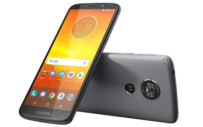 Moto E5 Launched In India With 4,000 mAh Battery