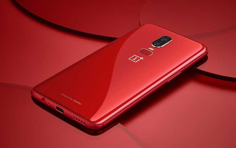 OnePlus 6 Amber Red Variant Launched