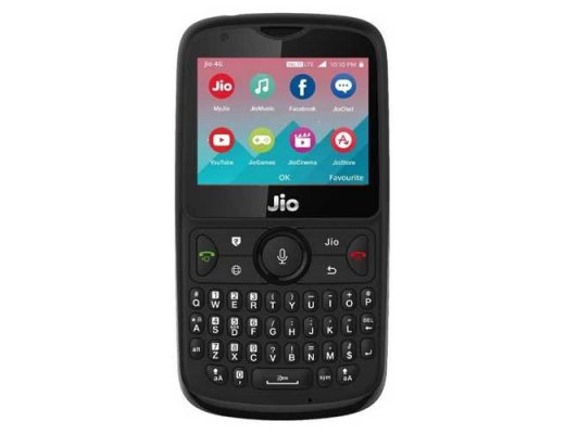 Reliance Jio Launches JioPhone 2 With QWERTY Keyboard 4G VoLTE And More