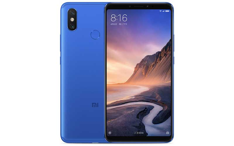 Xiaomi Mi Max 3 Unveiled With Dual Rear Cameras, 5,500 mAh Battery And More
