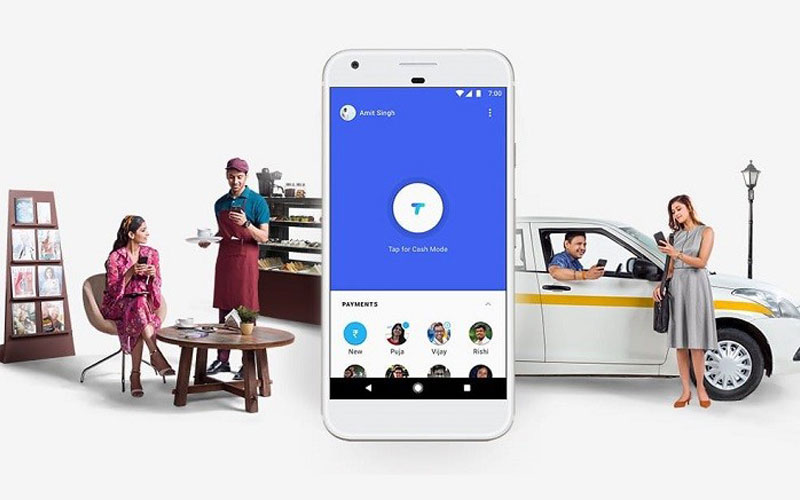 Google Tez Tipped To Renamed As Google Pay