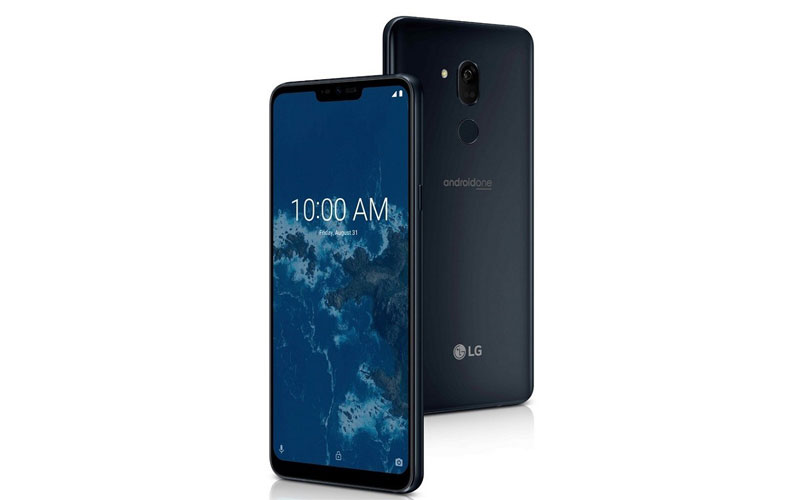 LG Announces LG G7 One and G7 Fit