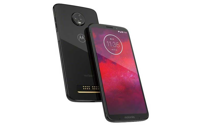 Moto Z3 Launched With Max Vision Display And 5G Mod