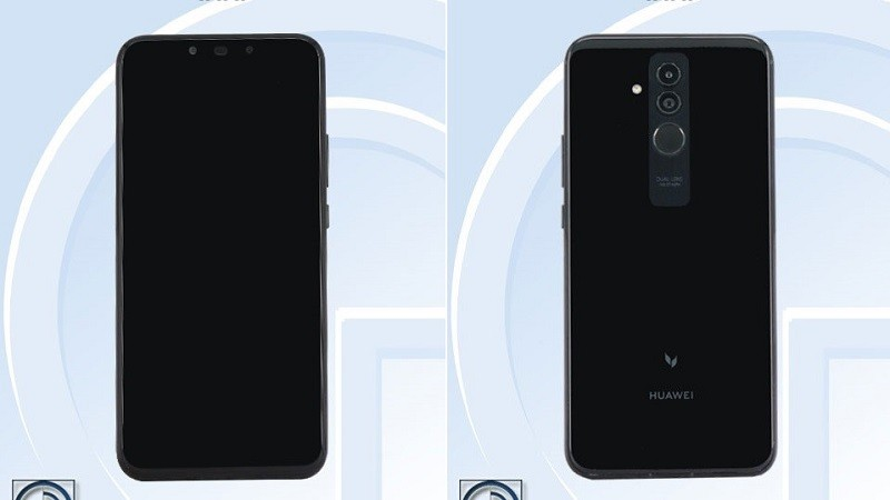 Specification Of Huawei Mate 20 Lite Revealed On TENAA