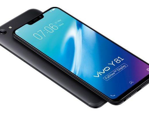 Vivo Y81 Debuts In India