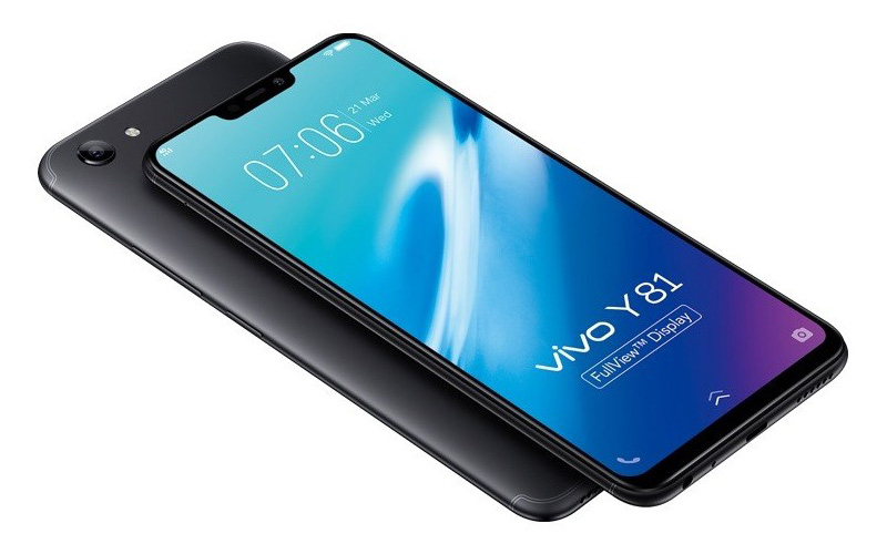 Vivo Y81 Debuts In India