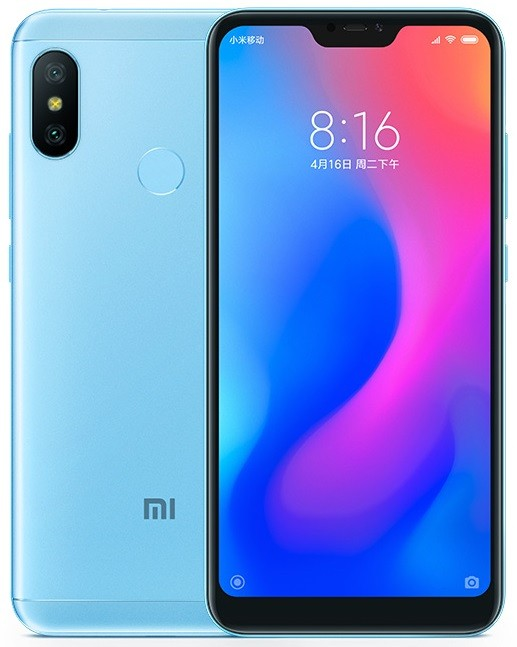 Redmi 6 Series Goes Official In India