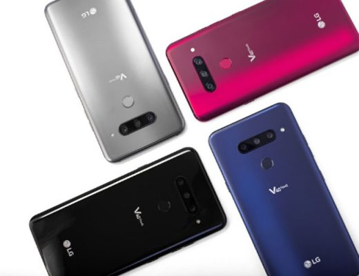 LG V40 ThinQ Goes Official