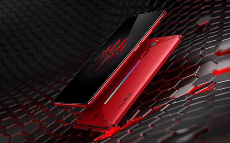 Nubia Red Magic Gaming Smartphone Launched In India