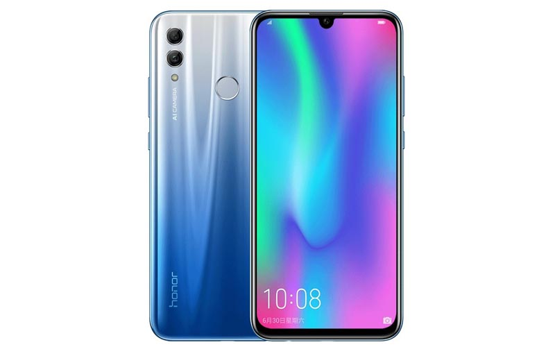Honor 10 Lite Launched In India