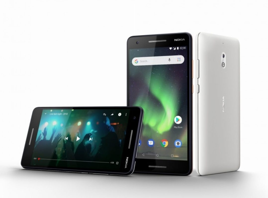 Nokia 2.1 Receives Android Pie Update