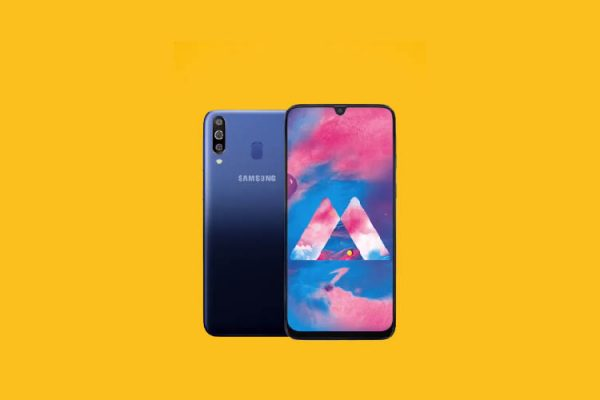 Samsung Galaxy M30 Unveiled With Triple Rear Cameras And More