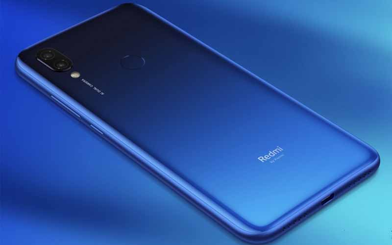 Redmi 7 Launched With Dual Rear Cameras And More