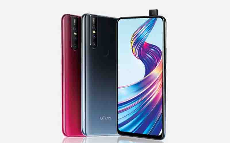 Vivo V15 Launched In India With Pop-up Camera