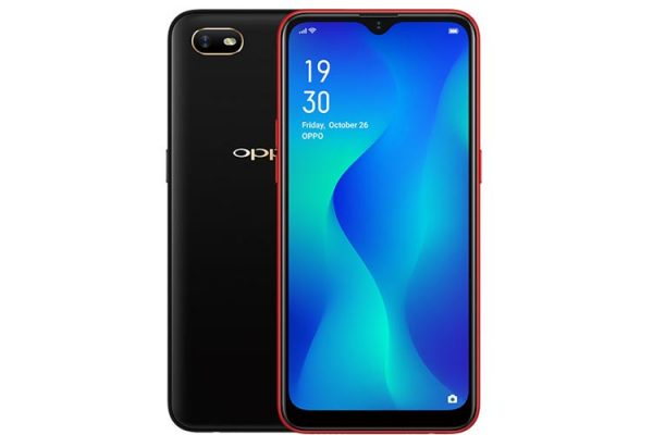 Oppo A1k Goes Official With Android Pie