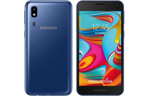 Samsung Galaxy A2 Core Goes Official In India