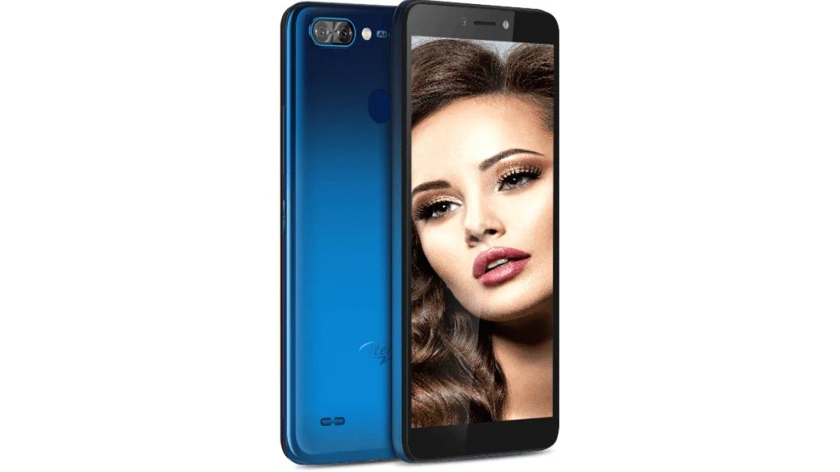 Itel A46 Unveiled With Dual Rear Cameras