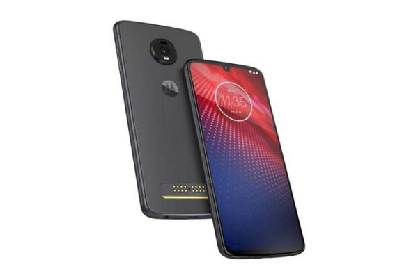 Moto Z4 Goes Official With Moto Mod