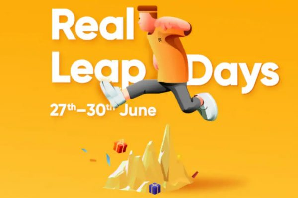 Realme Leap Days Make You Win Prizes And More
