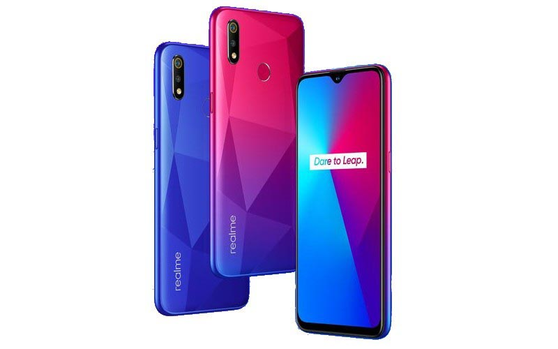 Realme 3i Unveiled With Dual Rear Cameras And More