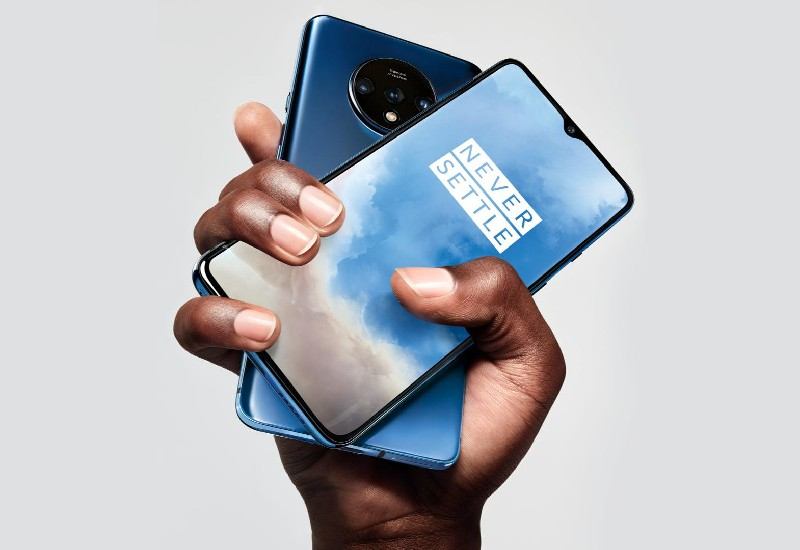 OnePlus 7T Goes Official With Triple Rear Cameras And More