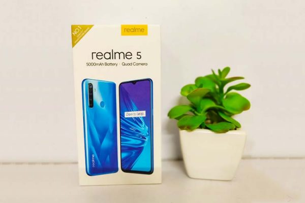 Realme 5 Series Receives Digital Wellbeing And More