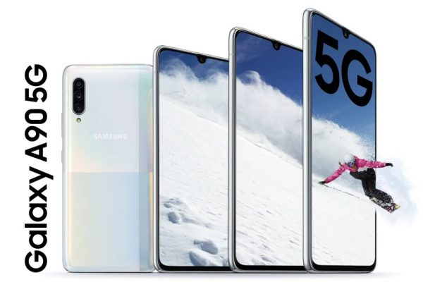 Samsung Galaxy A90 5G Launched; Here's Everything About It
