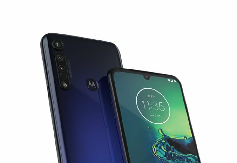 Moto G8 Plus Unveiled With Action Cam And More