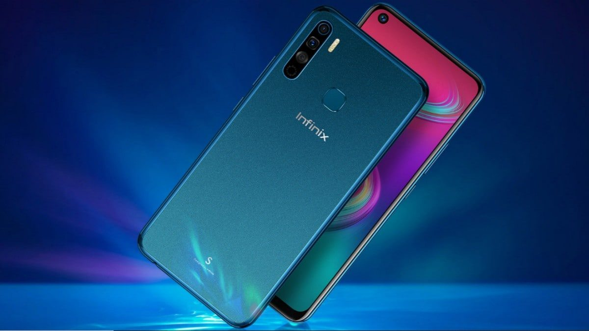 Infinix S5 Lite Goes Official In India With Triple Rear Cameras And More