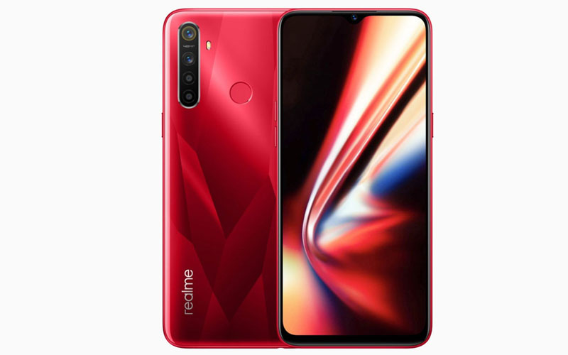Realme 5s Goes Official In India With 48-Megapixel Camera And More