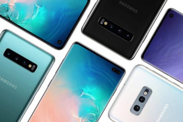 Samsung Galaxy S10 Gets Android 10 Update