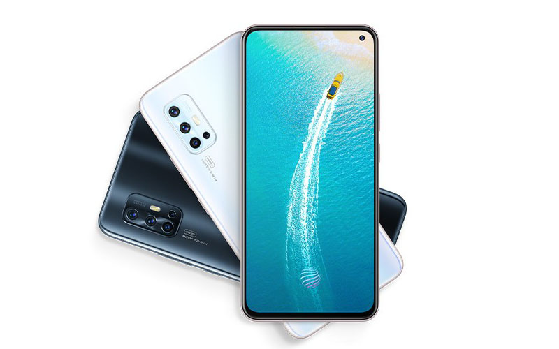 Vivo V17 Goes Official In India With Quad Cameras