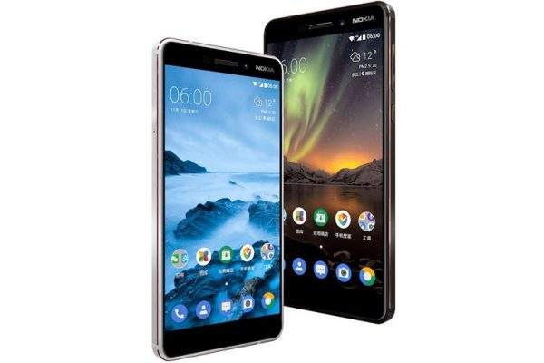 Nokia 6.1 Receives Android 10