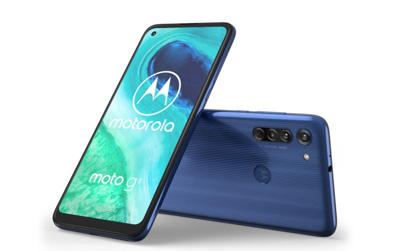 Moto G8 Goes Official With Punch Hole Setup