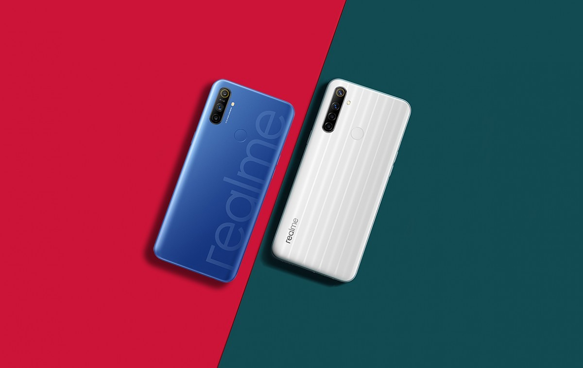 Realme Unveils Narzo Series Phones with New Design & Mediatek Chipsets