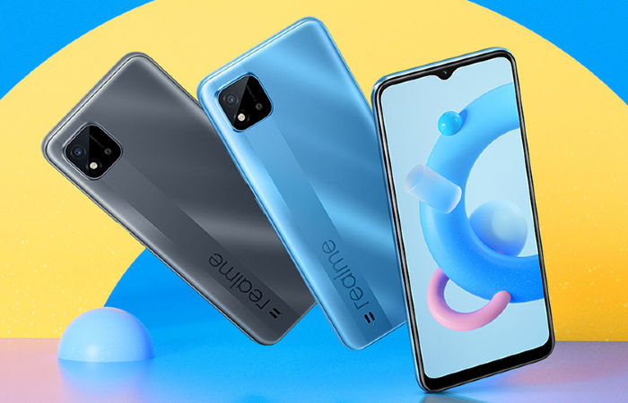 Realme C20 Launched With MediaTek Helio G35 SoC
