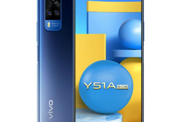 Vivo Y51A launched in India