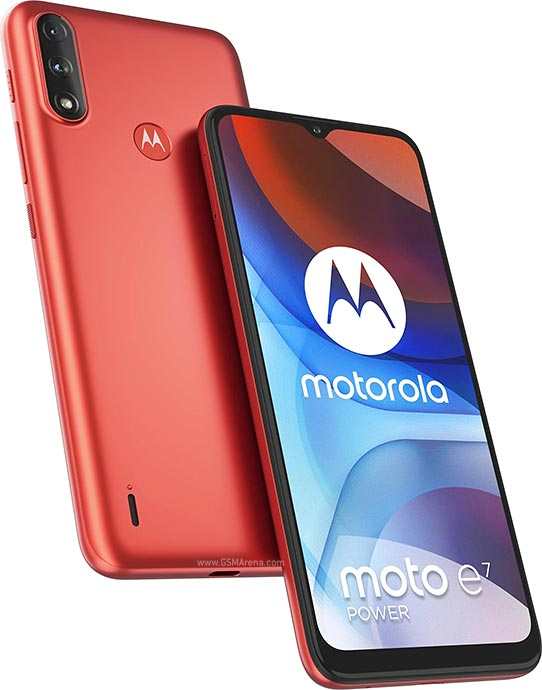 Moto E7 Power Pocket-Friendly Smartphone Launched