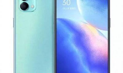 Oppo Reno5 K unveiled in Chinna