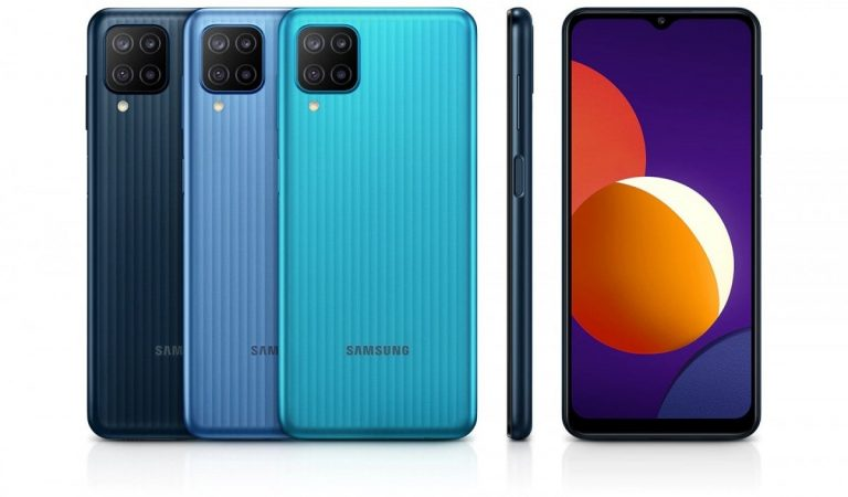 Samsung Galaxy M12 Goes Official With 48MP Quad Cameras