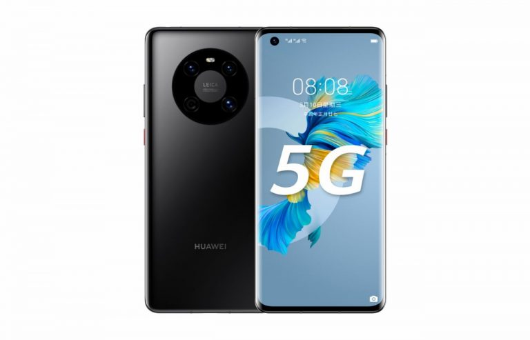 Huawei Mate 40E 5G Launched With Kirin 990E