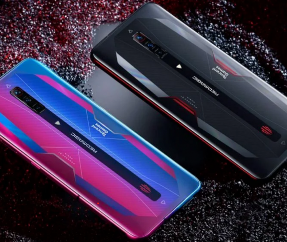 Nubia RedMagic 6 and 6 Pro Has Launched