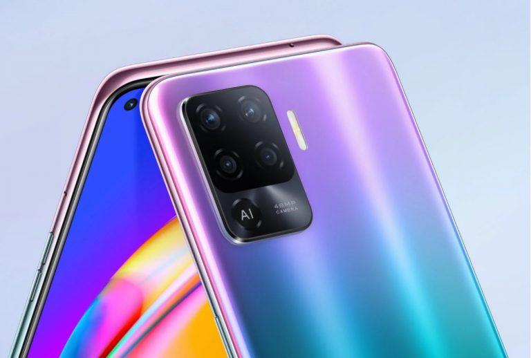 Oppo A94 Launched With 48MP Camera In China
