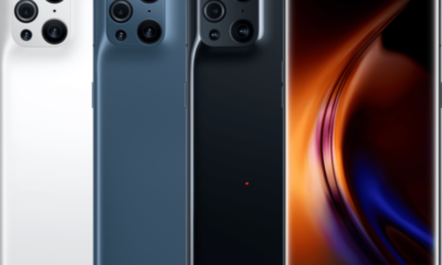 Oppo Find X3 and X3 Pro Unveiled With 65W Fast Charging