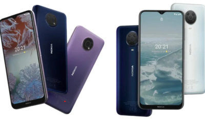 Nokia G10 and G20 Unveiled With HD+ Display