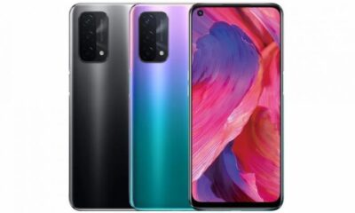 Oppo A74 5G Unveiled With Affordable Price